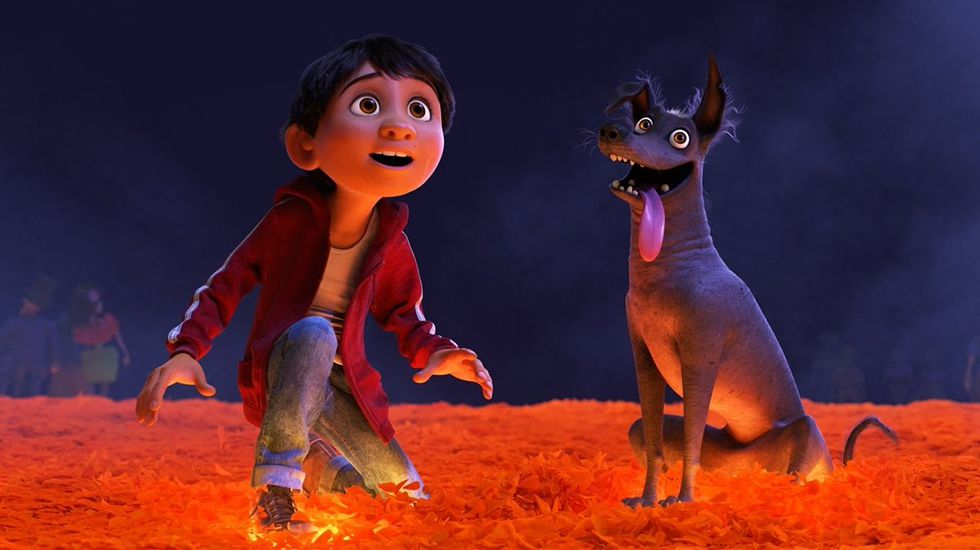 Tráiler oficial de «Coco», la nueva película de Pixar