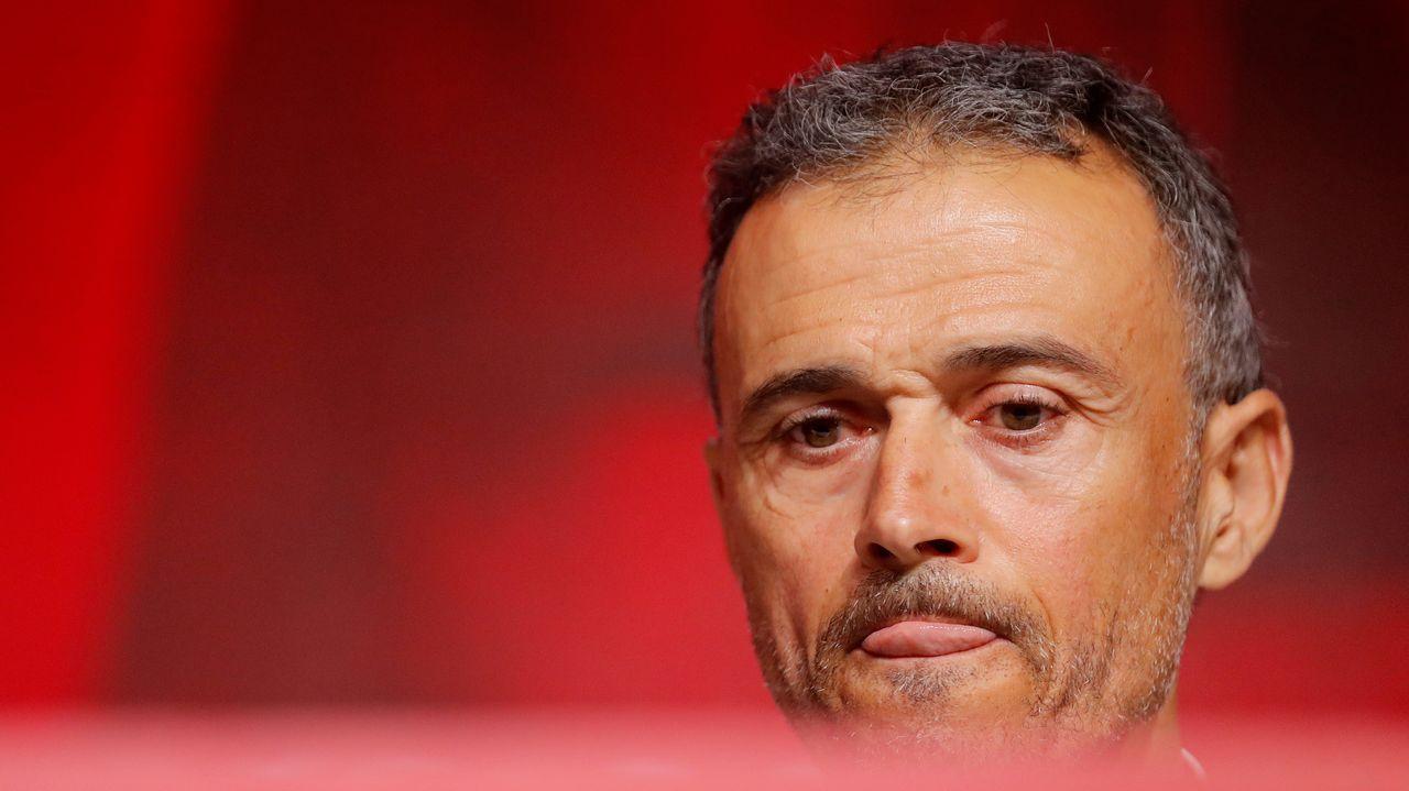 Luis Enrique: «El único responsable de que Robert Moreno no esté en mi staff soy yo»