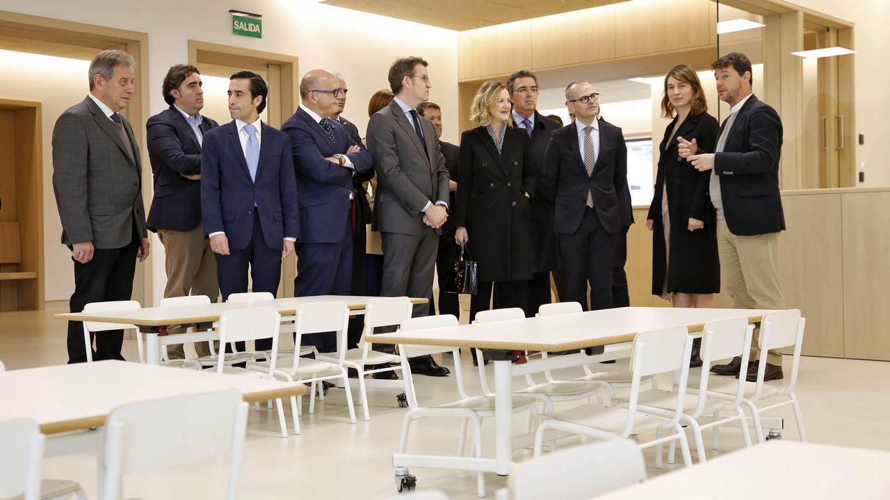 La visita de la Reina Sofía a Padre Rubinos, en imágenes.Conecta Fiction celebró el año pasado su primera edición