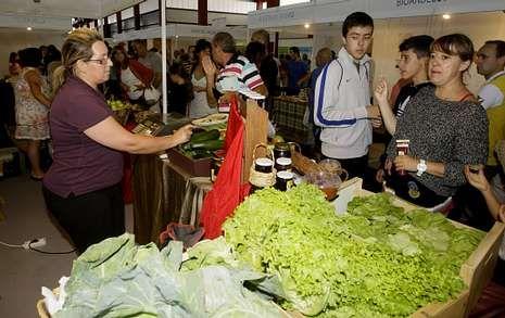 Produart abre esta tarde y el fin de semana sirviendo mañana de complemento a la Festa do Bonito.