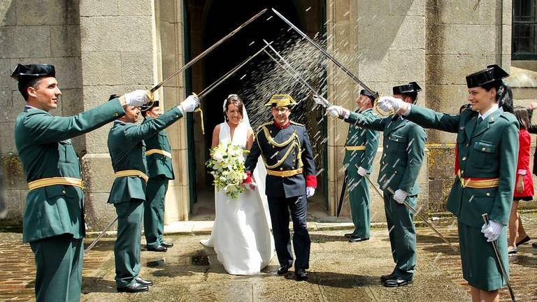 La boda del año de la aristocracia sevillana   Loc   EL MUNDO