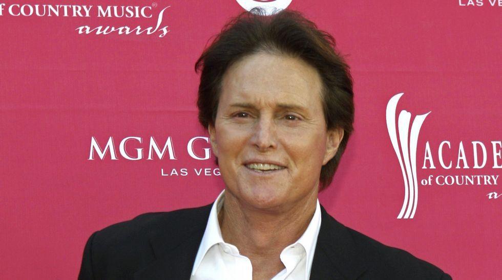 Bruce Jenner: «Soy una mujer».Bruce Jenner