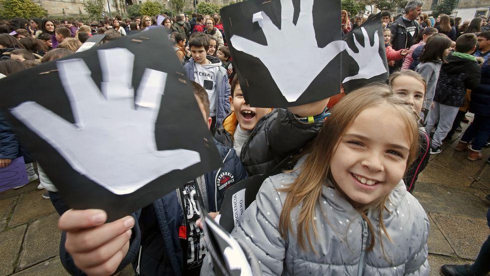 Pontevedra clama contra la violencia machista