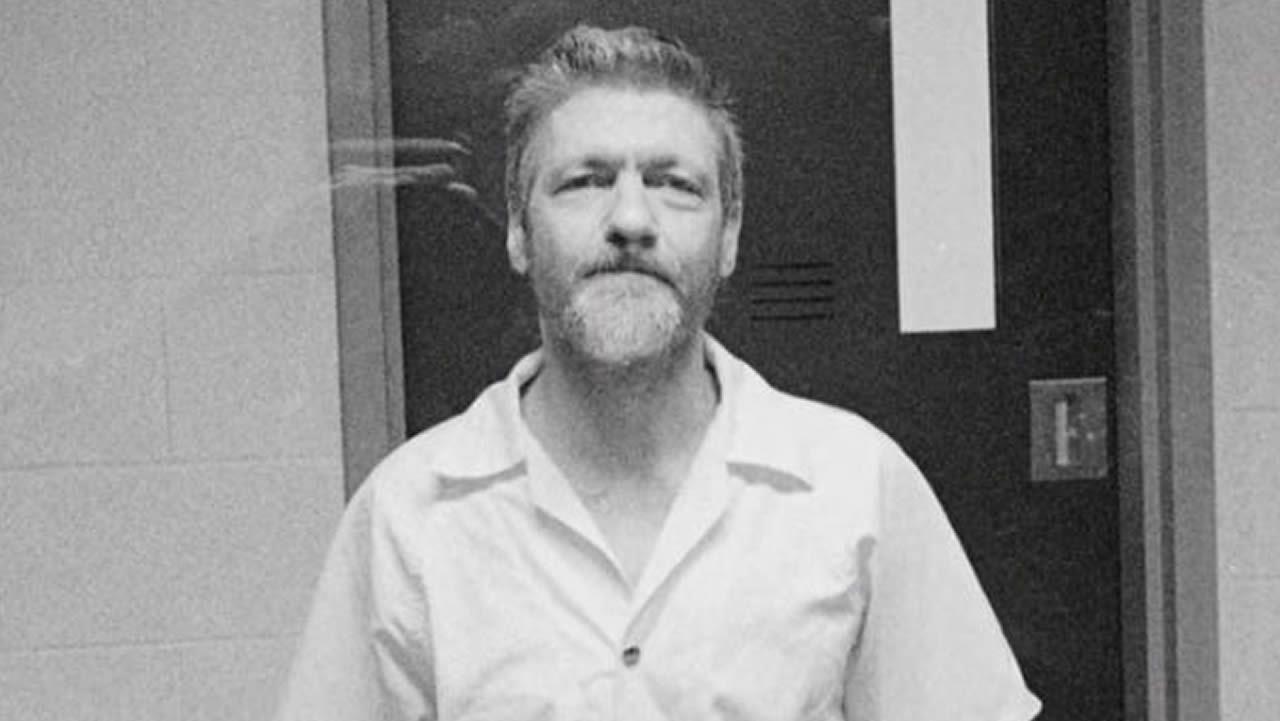 «Unabomber», en una imagen en prisión