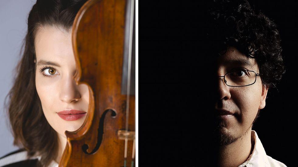 El concierto será ofrecido por la violonista Maria Florea y el pianista Álex Rodríguez