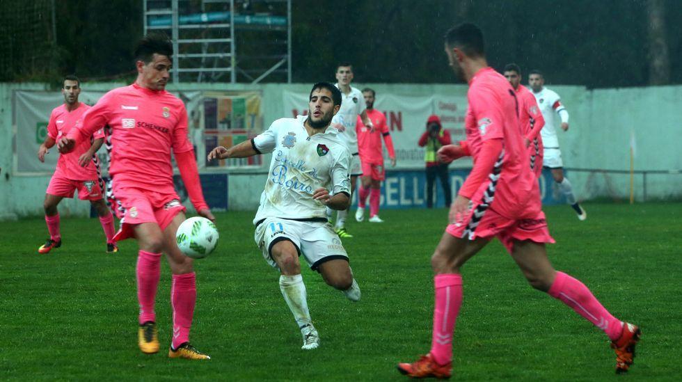 Partido de fútbol Segunda B - Cultural Leonesa - Boiro