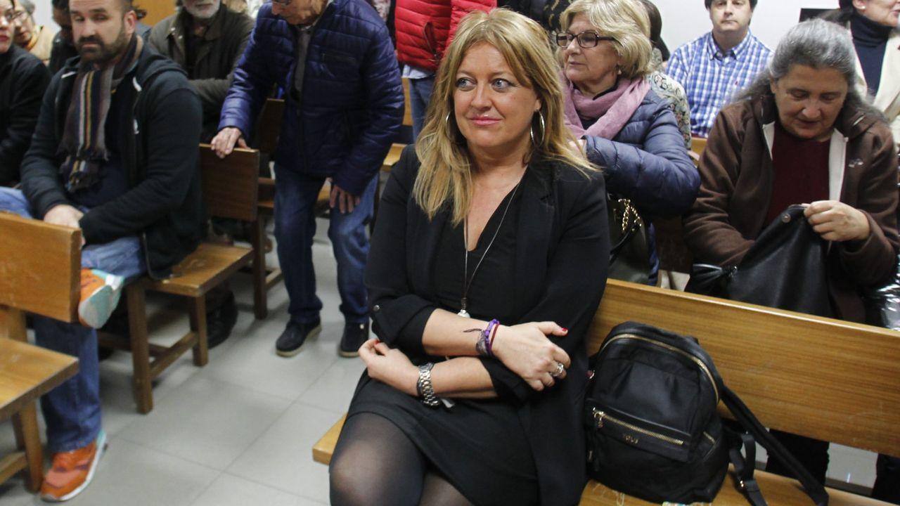 Sestayo en febrero de 2019, durante el juicio