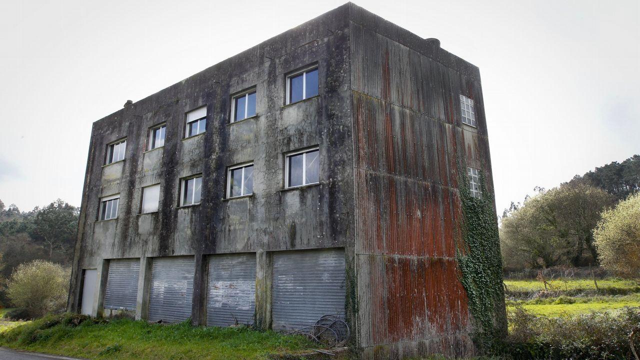 Casa en ruinas en Setecoros, Pontevedra
