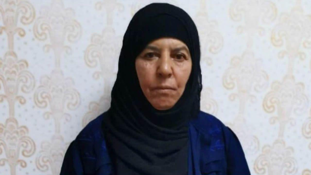 Rasmiya Awad, hermana de Al Baghadi