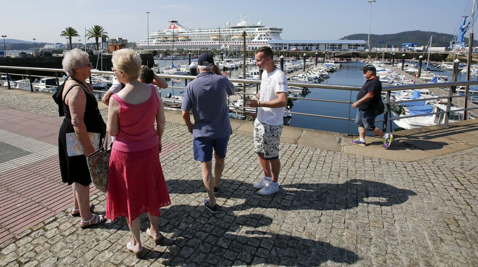 El puerto de Ferrol es «una de las grandes palancas de futuro»