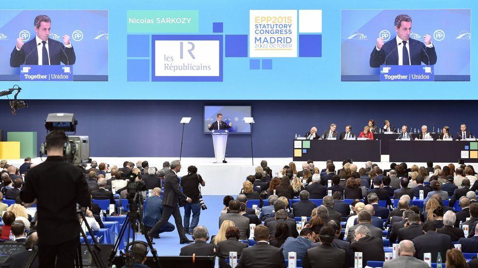 Los líderes del PP europeo arropan a Rajoy