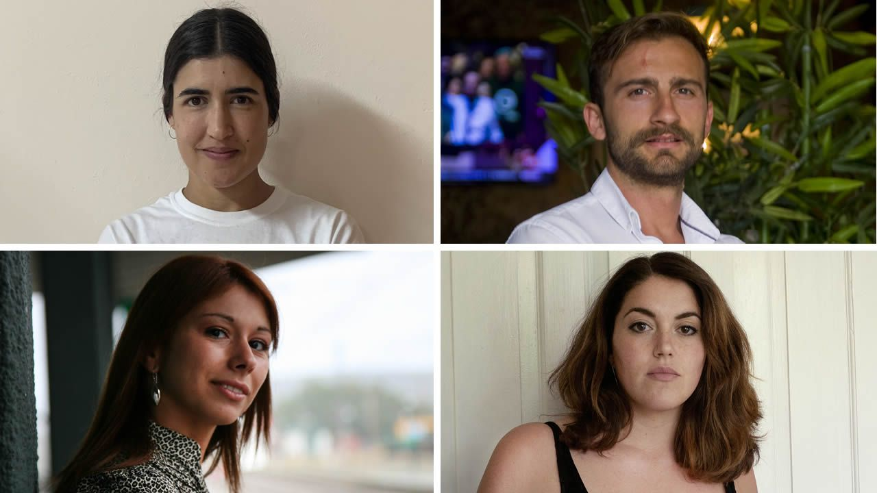 Regresan a Galicia los cuatro estudiantes atrapados en Chile: «Llegamos a pensar que no podríamos volver».Así está este domingo el paseo de Silgar donde, pese a haber ambiente, la policía no tuvo que tramitar ninguna denuncia por la presencia de personas de otras provincias