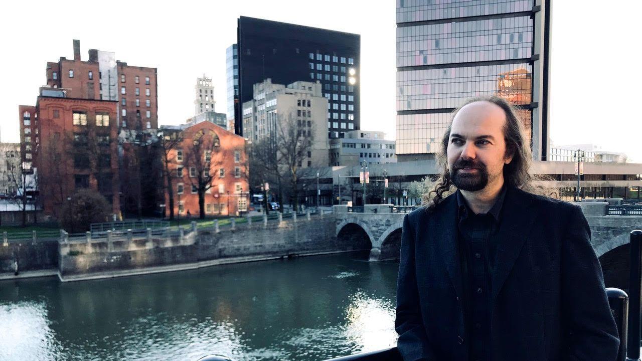 Octavio Vázquez, compositor y profesor de música en Nueva York