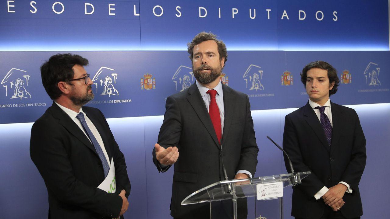 La selección española de baloncesto ya está en España.Iñaki Urdangarín, a la salida de la Audiencia de Palma donde fue juzgado por el caso Nóos