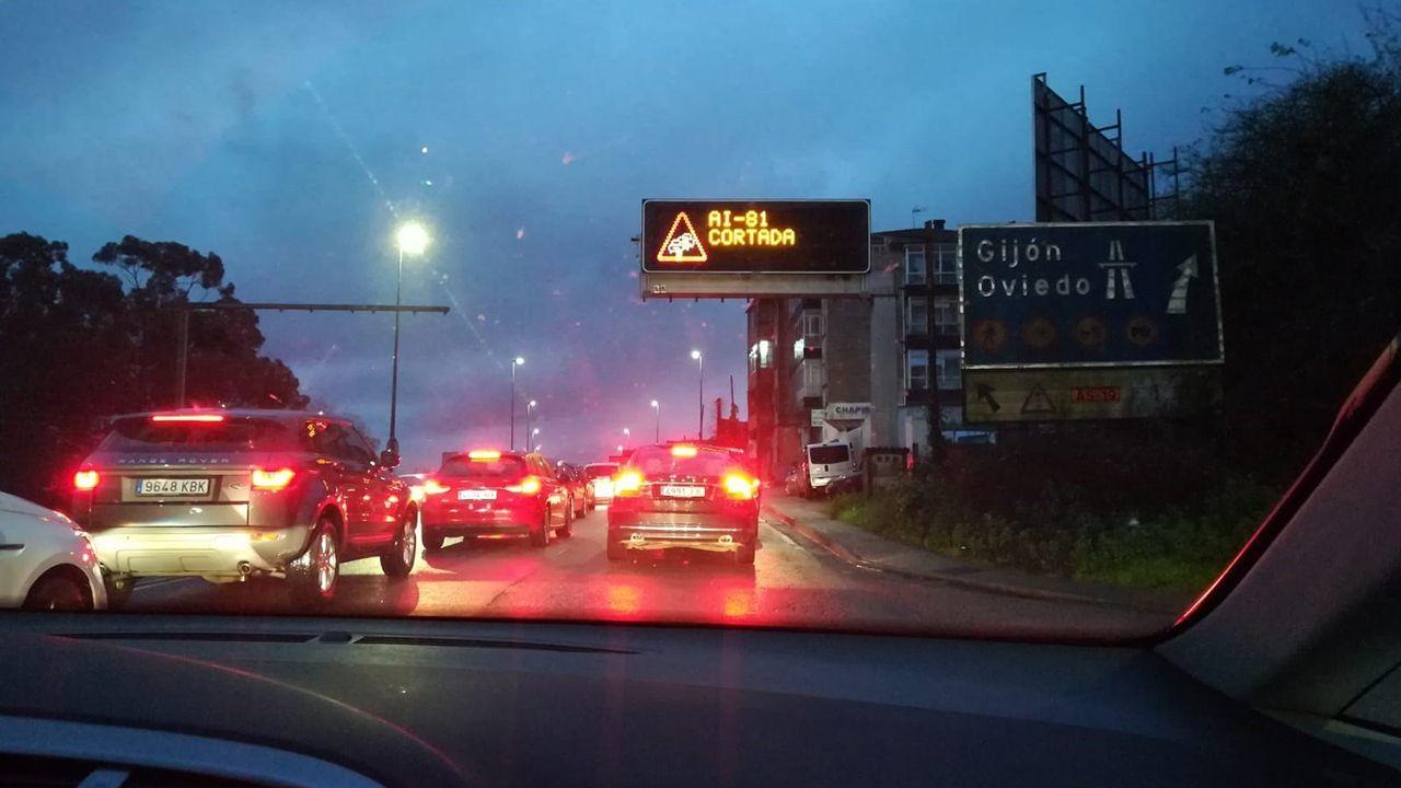 Accidente de tráfico en Asturias