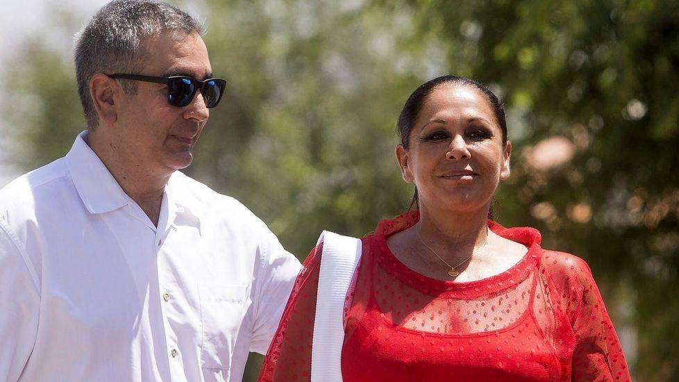 Isabel Pantoja había ingresado en prisión el pasado 21 de noviembre.