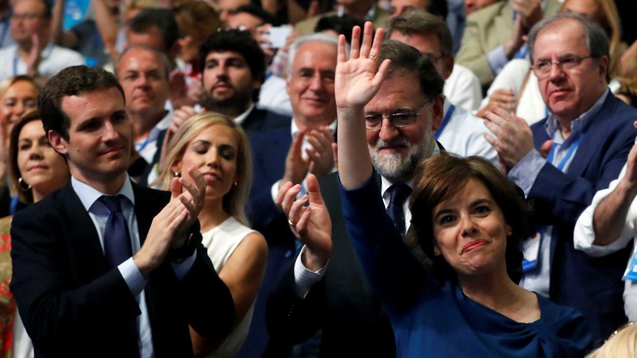 Residencia de Felechosa.Postigo, a su llega a la Sección Tercera de la Audiencia Provincial de Oviedo