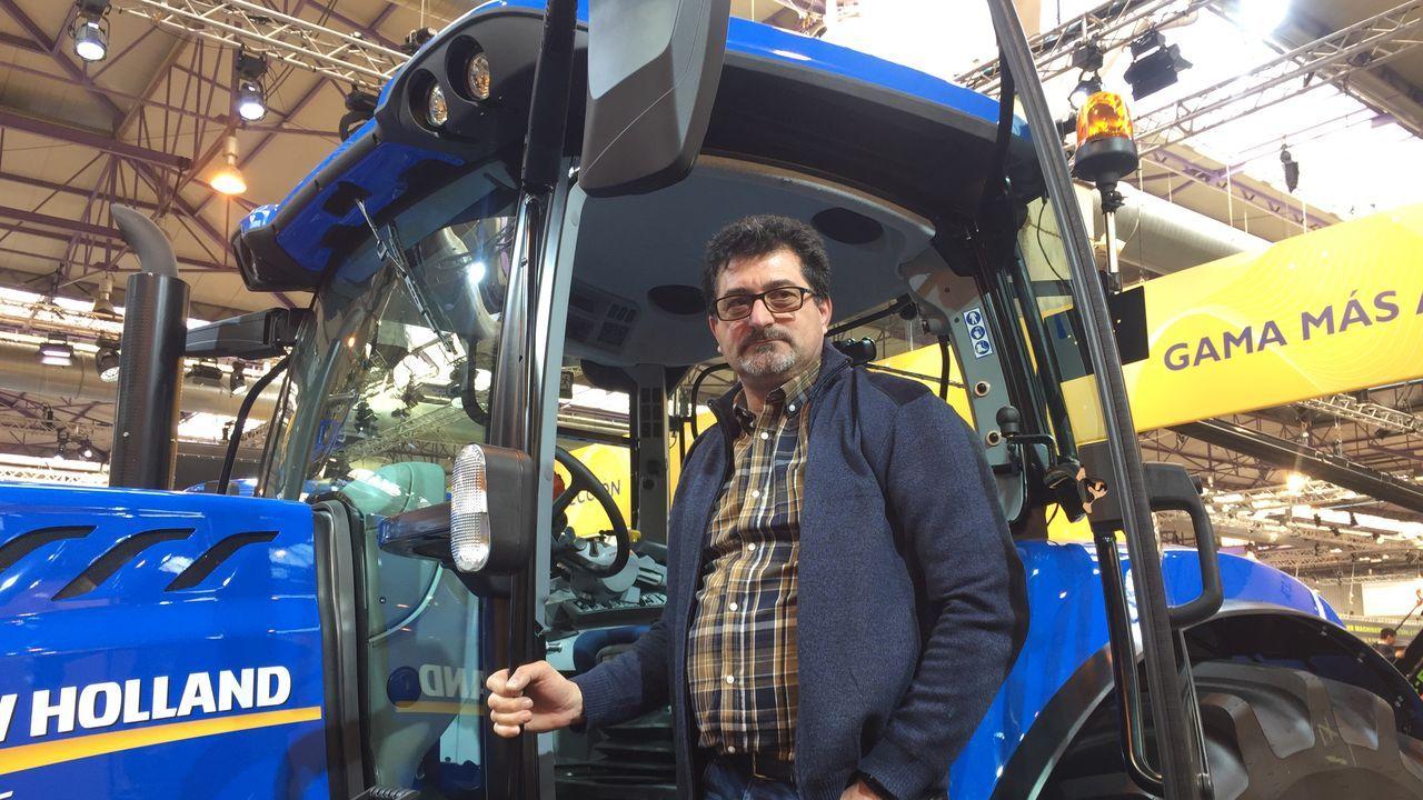 Estas son las últimas novedades de la Feria Agrícola de Zaragoza