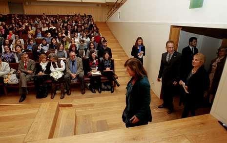 Para participar en las jornadas, en Ciencias da Comunicación, se inscribieron 300 personas.