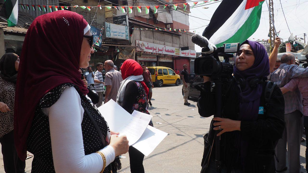 «Podría ser mi última oportunidad de ver a mi abuela», imploró Rashida Tlaib