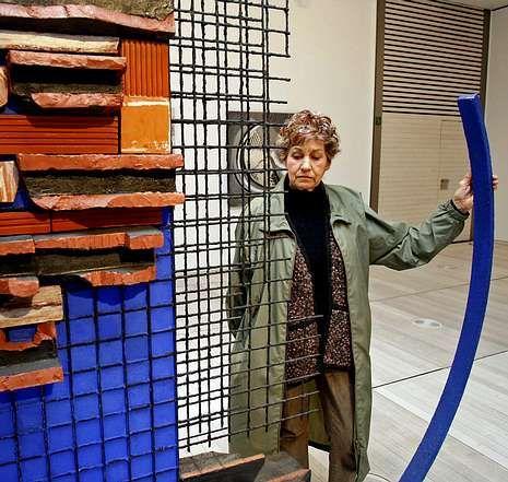 Colmeiro inaugura hoy su muestra en el Museo.