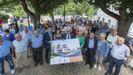 El convenio para la construccion de la residencia de Lobios se firmó en el año 2018
