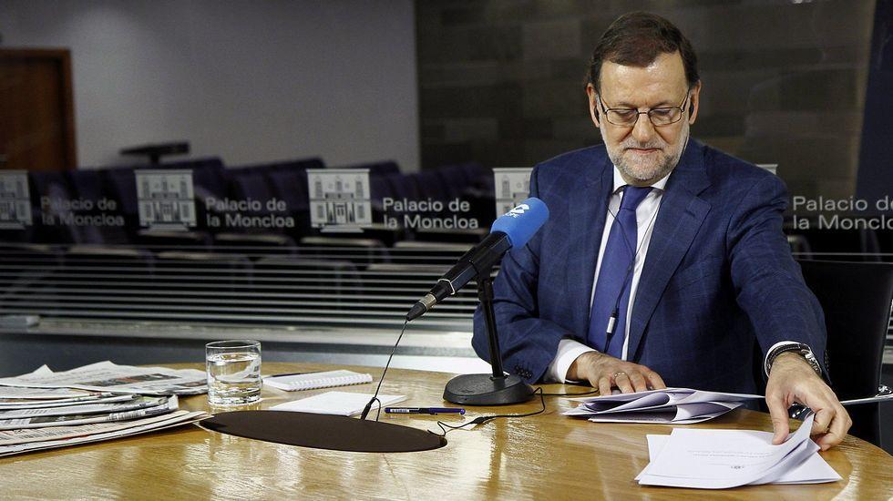 Catalá: «Podemos está rodeado de terroristas con los que se reúne».Juanma Castaño