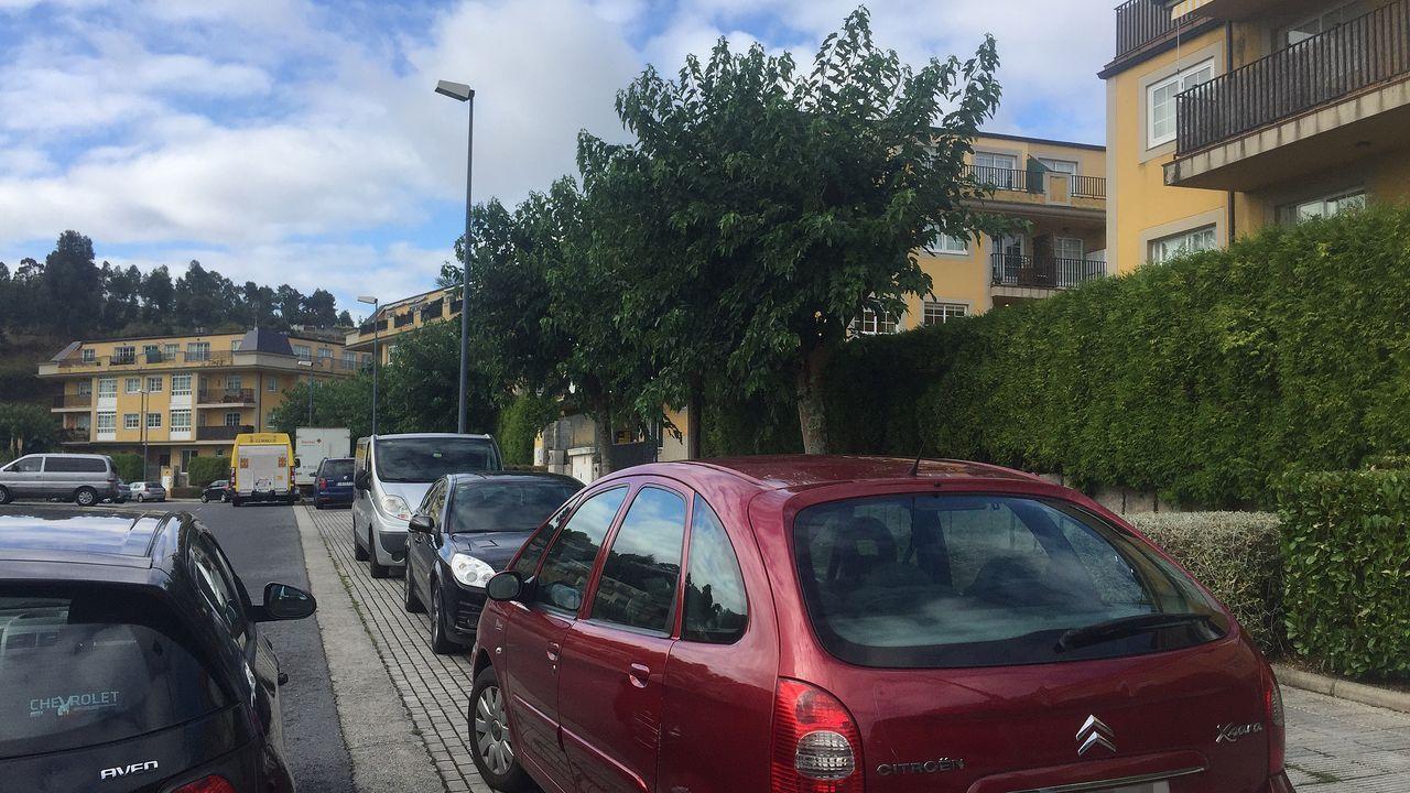 Los policías nacionales en prácticas fueron recibidos este miércoles en A Coruña en un acto público