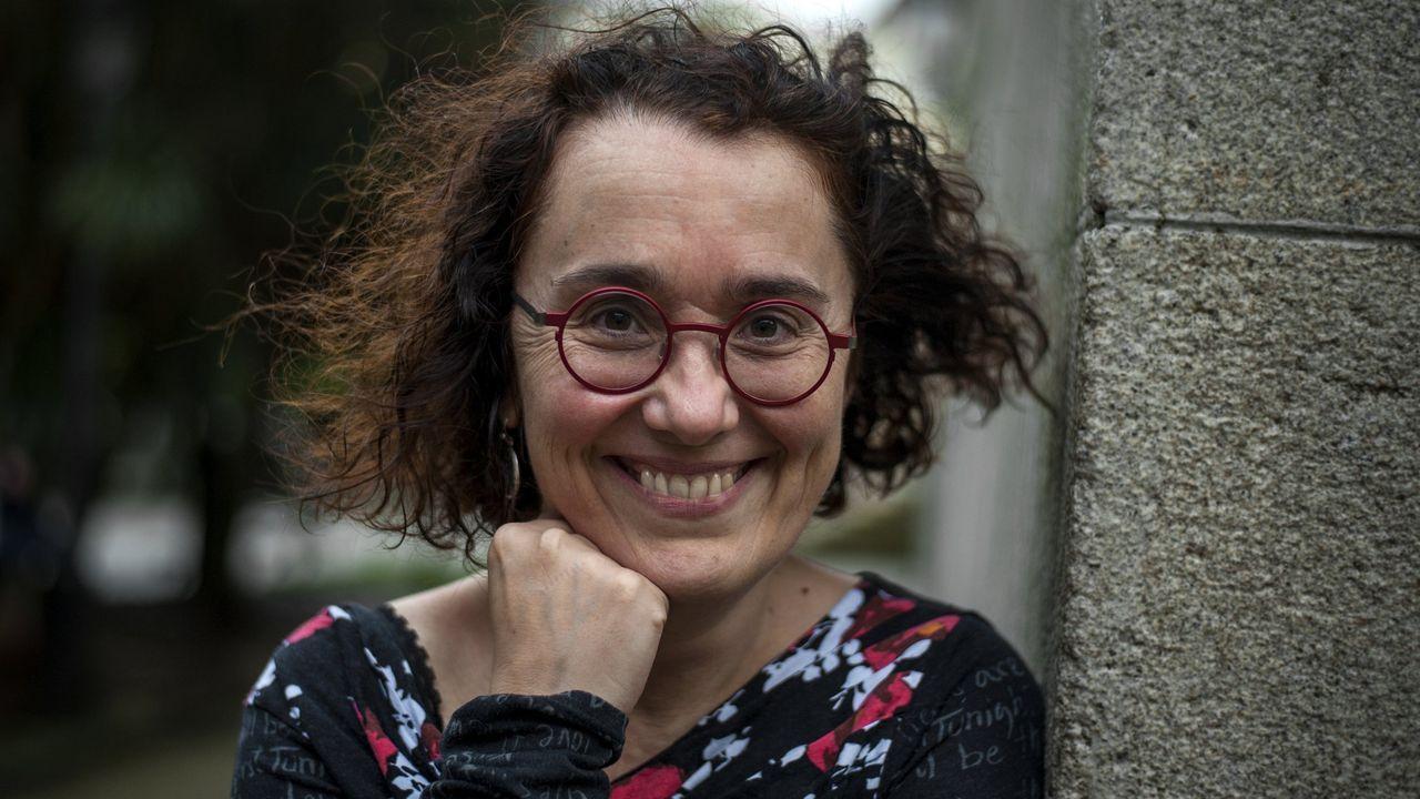 La psiquiatra coruñesa Anabel González subraya la importancia de los nudos emocionales
