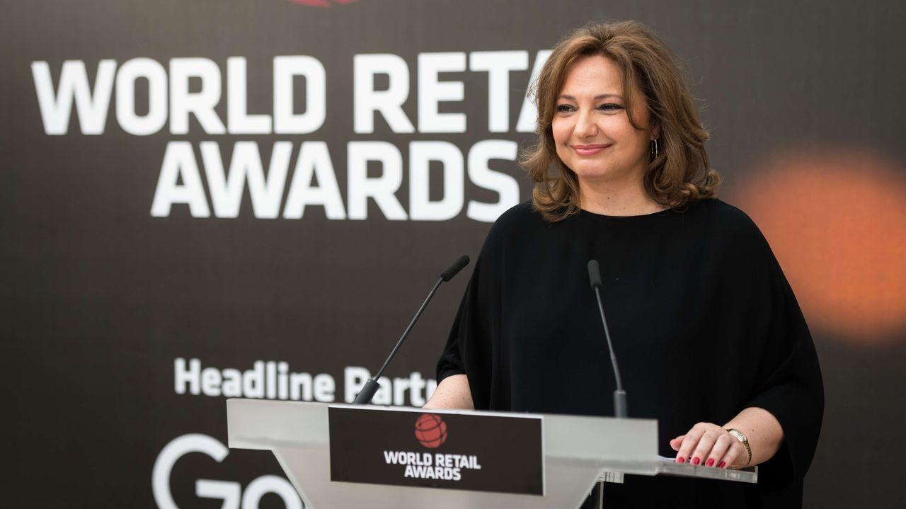 El corte de Gran Vía, aplazado hasta el día 8.Marta Vázquez se convertirá en la primera presidenta de la cadena de distribución