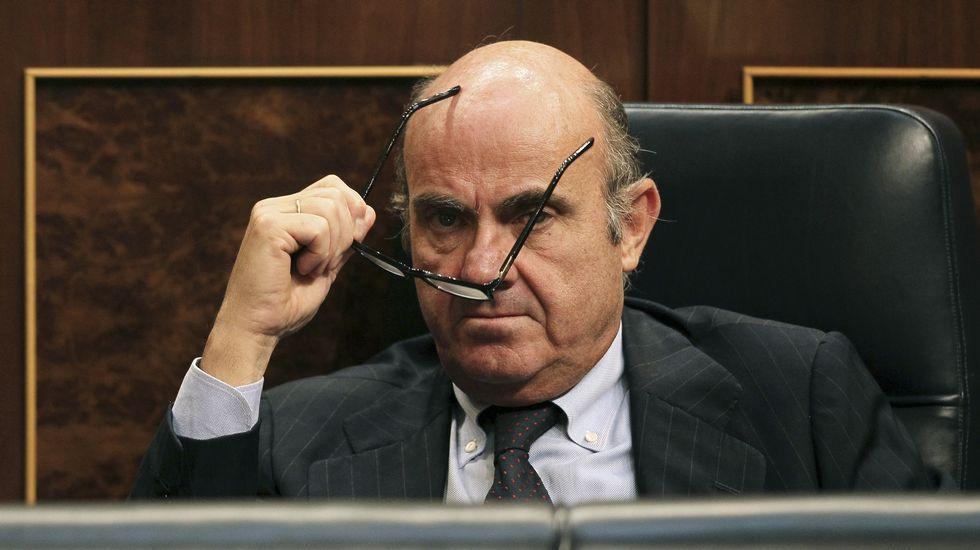 El caso Soria salpica al ministro De Guindos.Rafael Catalá, en una imagen de archivo