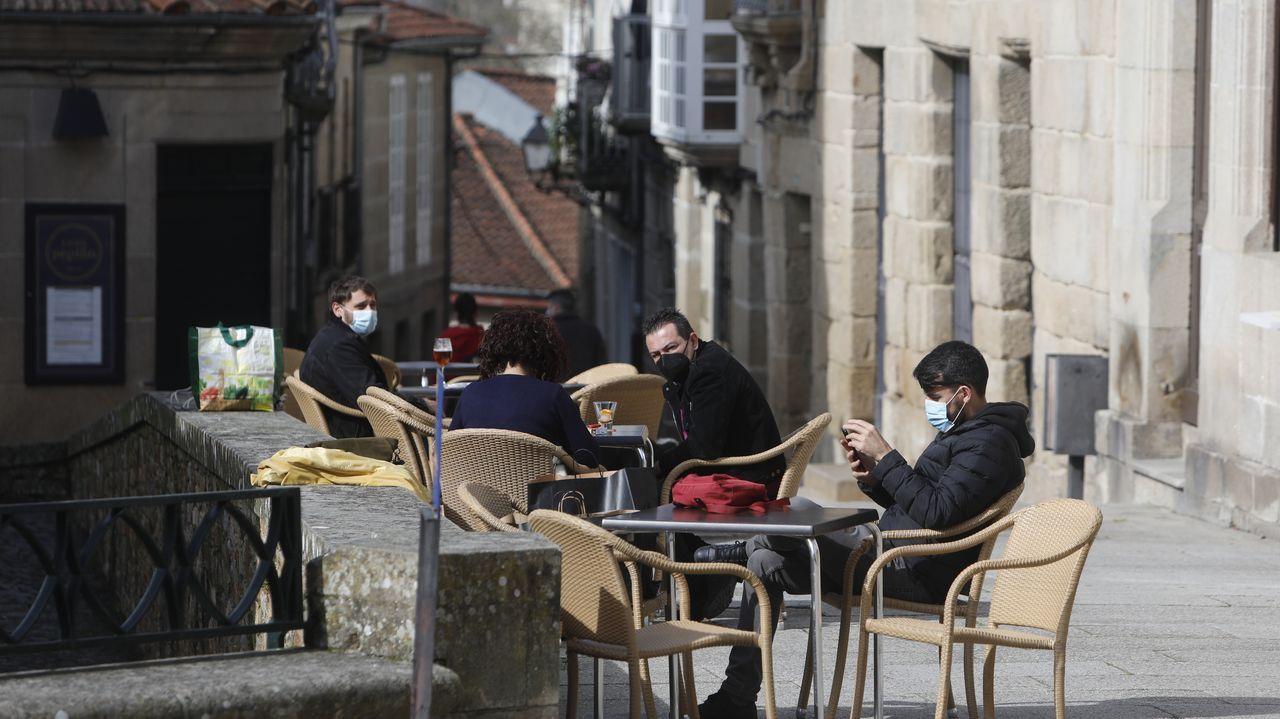 Primer sábado de hostelería abierta en Allariz