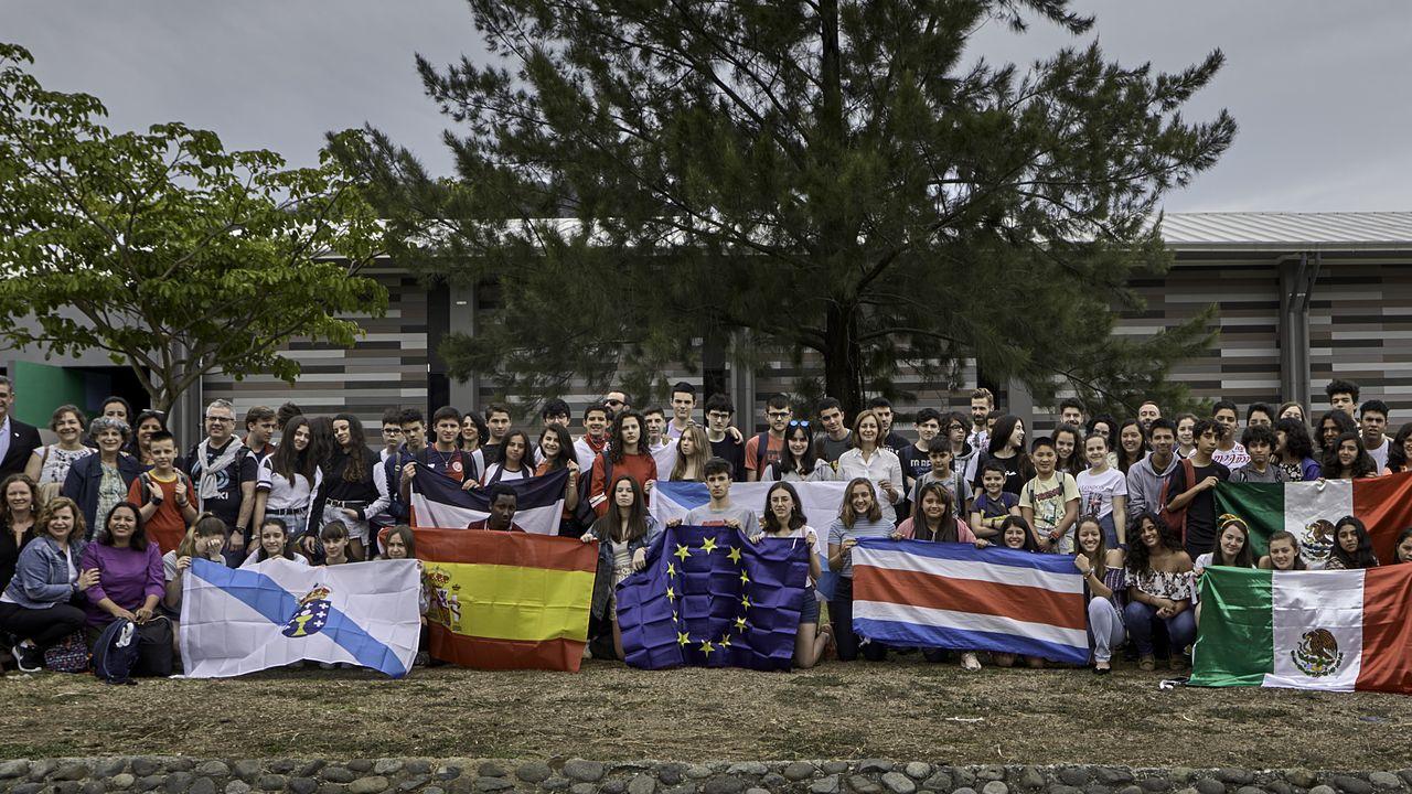 Origen, el nuevo proyecto de sostenibilidad de Parque Principado.La expresidenta interina de Bolivia, Jeanine Áñez, en una imagen de archivo
