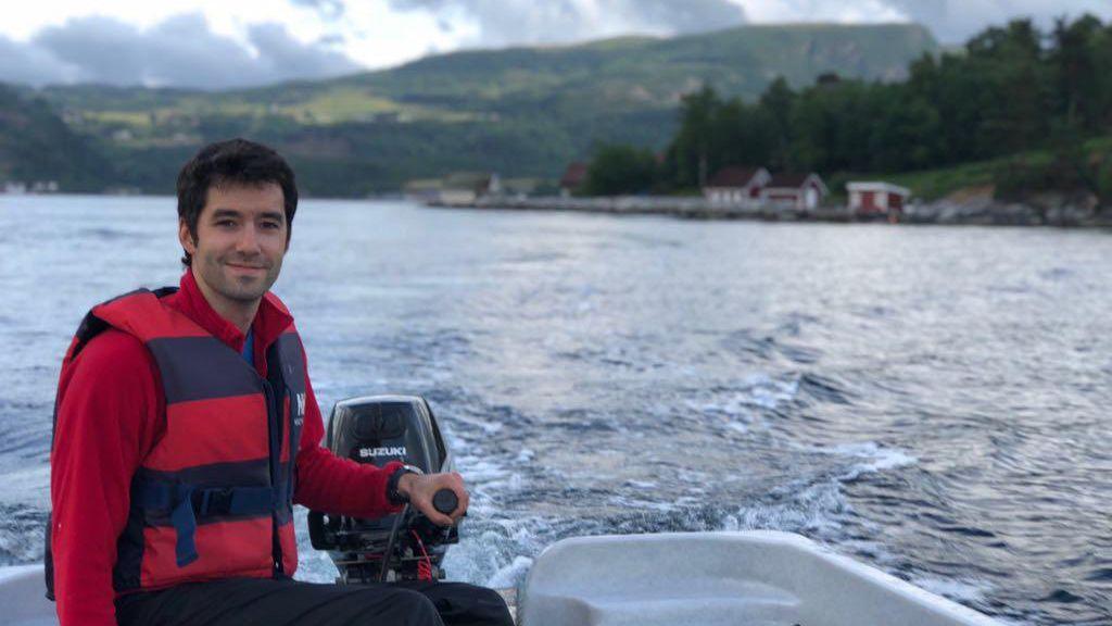 Así encontró el asturiano Virgilio García una bomba en Argentina.Manuel Pérez (Lito) en Noruega