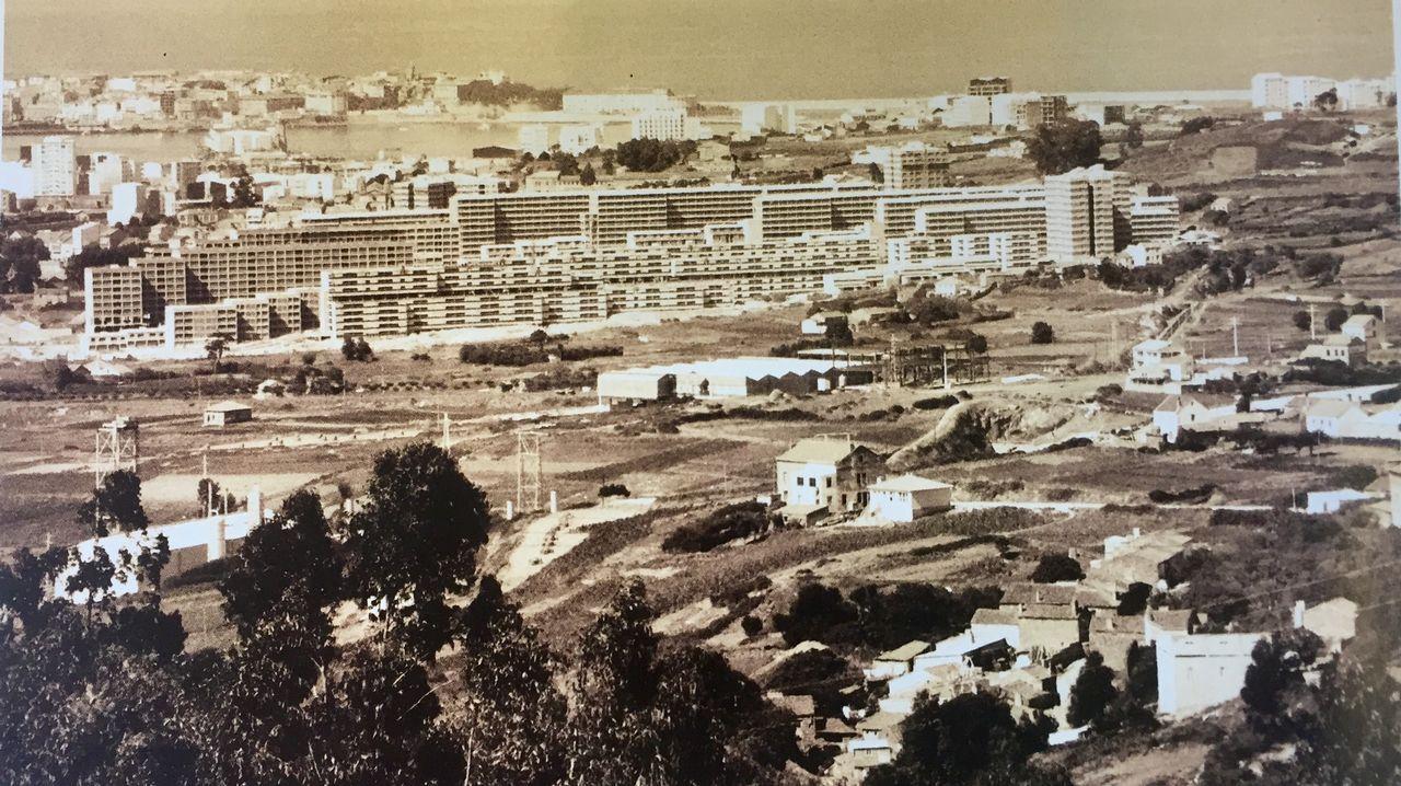 Saneamiento de altura en Azcárraga