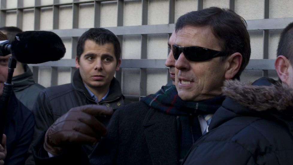 Nadal defiende su honor.Hasta ayer, Julio García Pampín había mantenido su inocencia y negado las acusaciones.