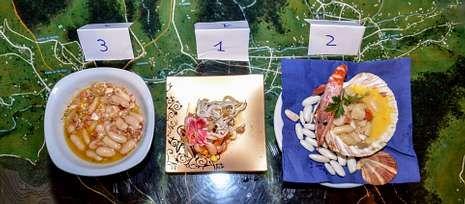 Las tres tapas ganadoras tienen premio.