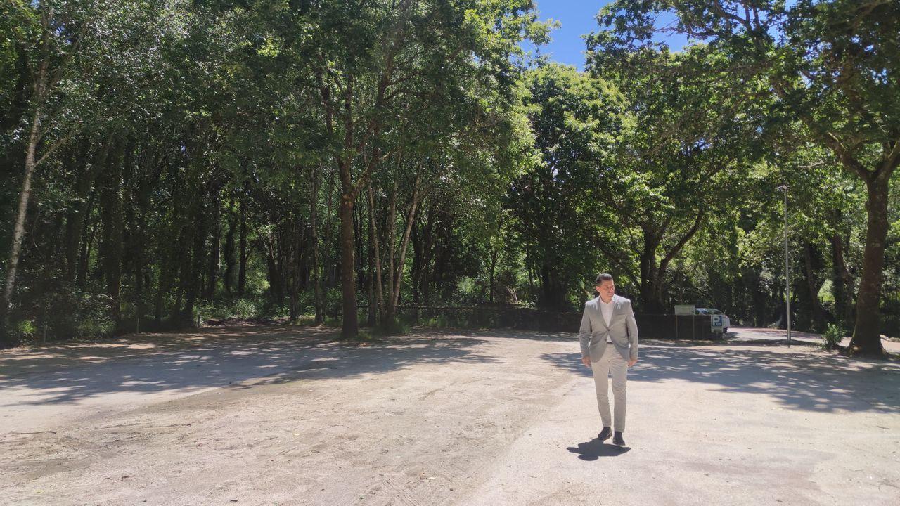 Marín escoge a sus socorristas del verano.Nuevo párking de autocaravanas de Ponte Caldelas
