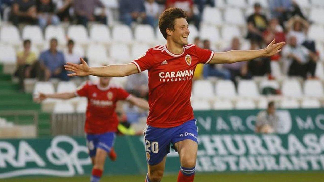 Fallece el eterno galán del teatro, Arturo Fernández.Marc Gual celebra un gol con el Zaragoza