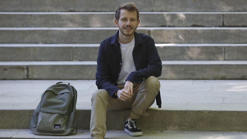 Ignacio Roura, becario de la Fundación Barrié 2020, estudiará en el instituto Douglas de salud mental de Montreal la vinculación de los patrones de sueño con los trastornos psiquiátricos
