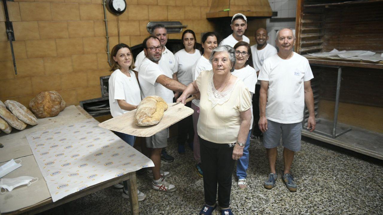 Panadería Jesús, en Rodeiro, un negocio con historia