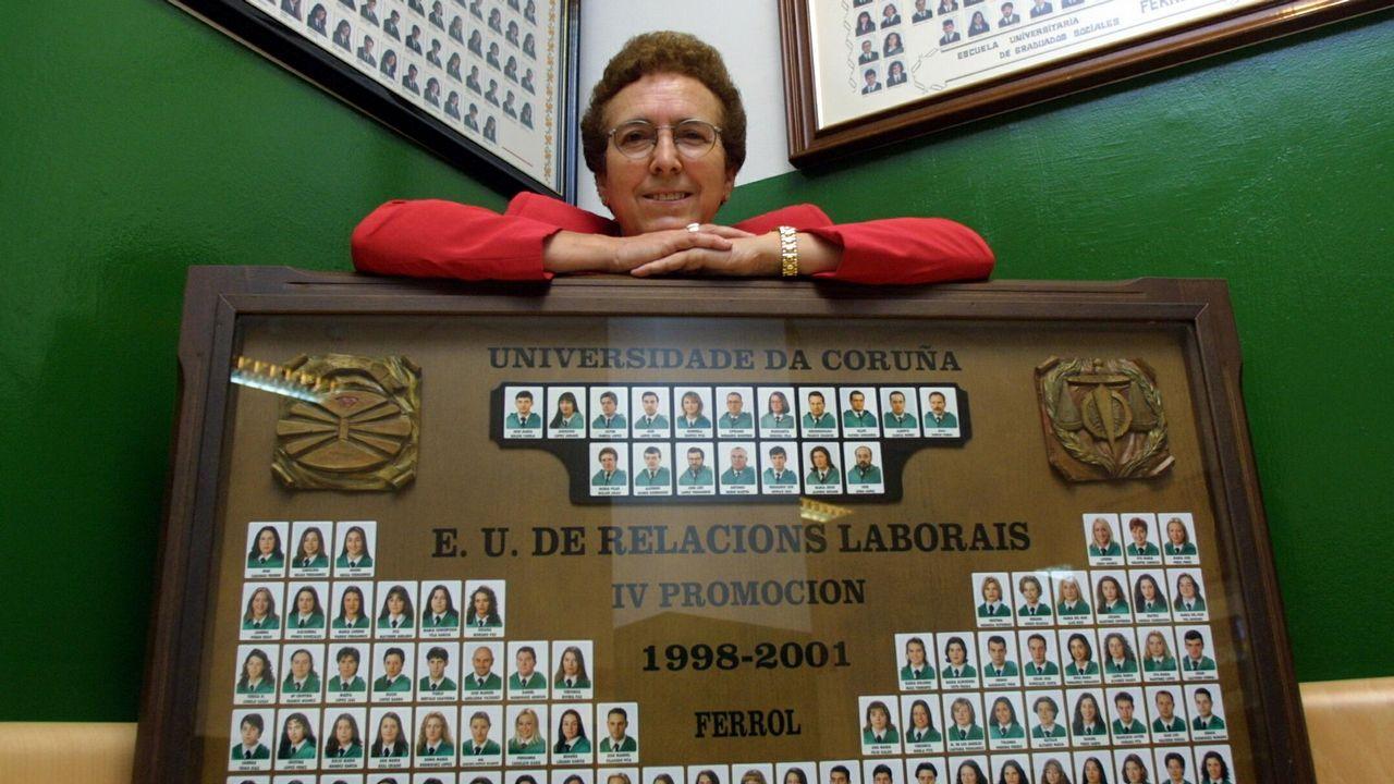 Los trabajadores del Reconquista revientan la rueda de prensa de presentación de Fitur.Pilar Millor, en una imagen de archivo, se encuentra al frente del comité organizador de las jornadas