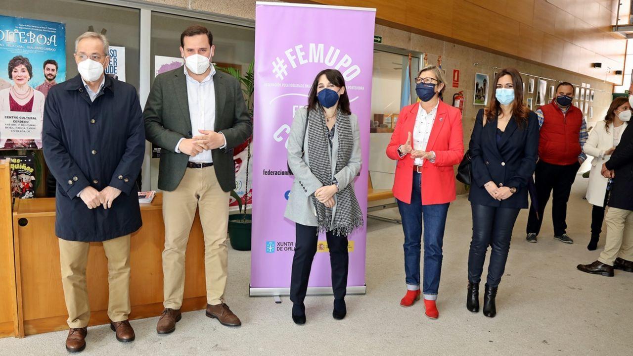 repsol.Los trabajadores de la refinería de Repsol en A Coruña protestan contra el ERTE