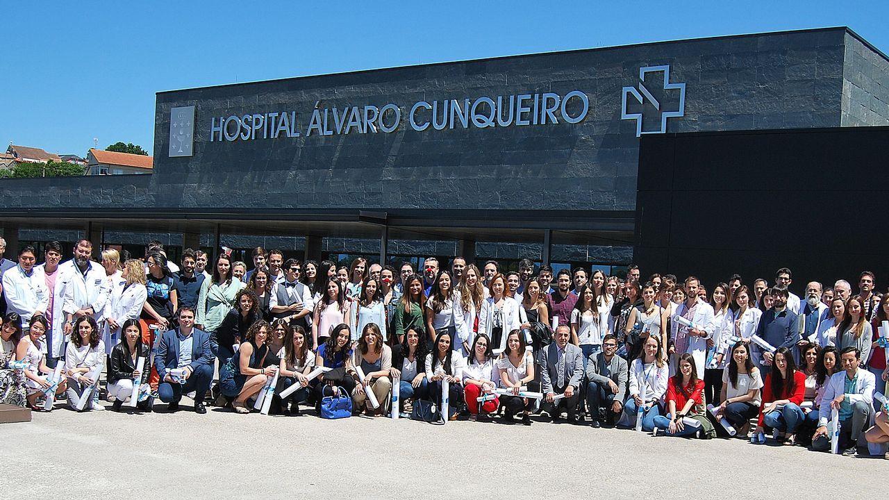 Hospital Álvarez Buylla en Mieres.Hospital Álvarez Buylla en Mieres