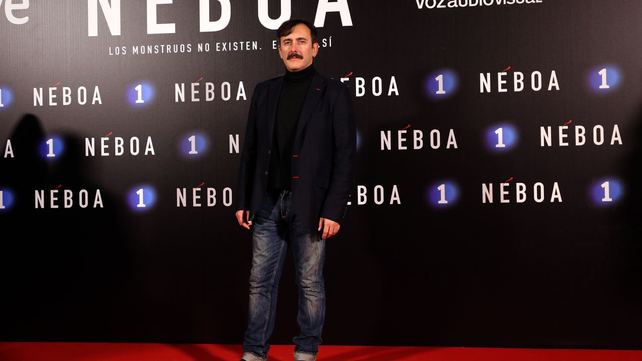 Jorge Basanta, que interpreta a Cuco en «Cuéntame»