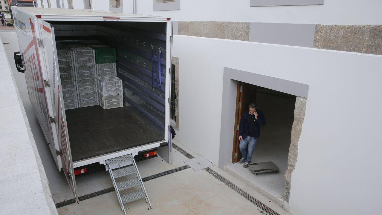 De cárcel a museo.Donación de cuero en La Granera a cambio de un café