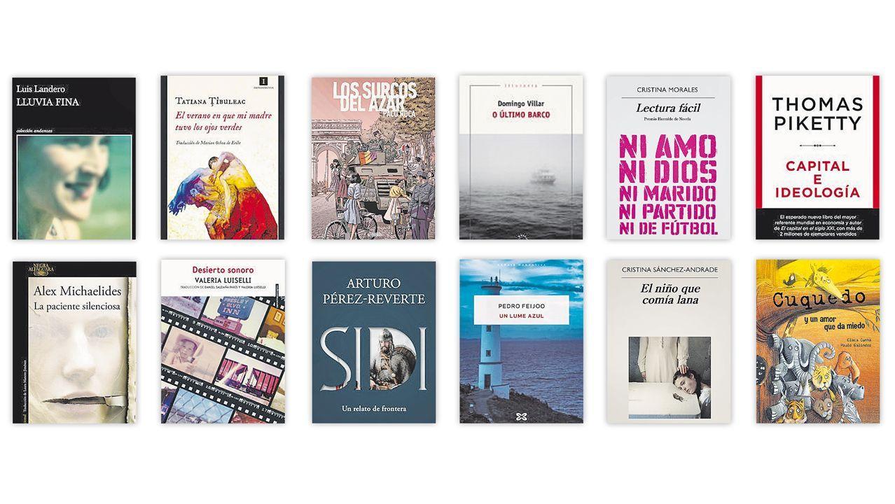 Manuel Esteban vén de publicar «A vinganza dos homes bos»