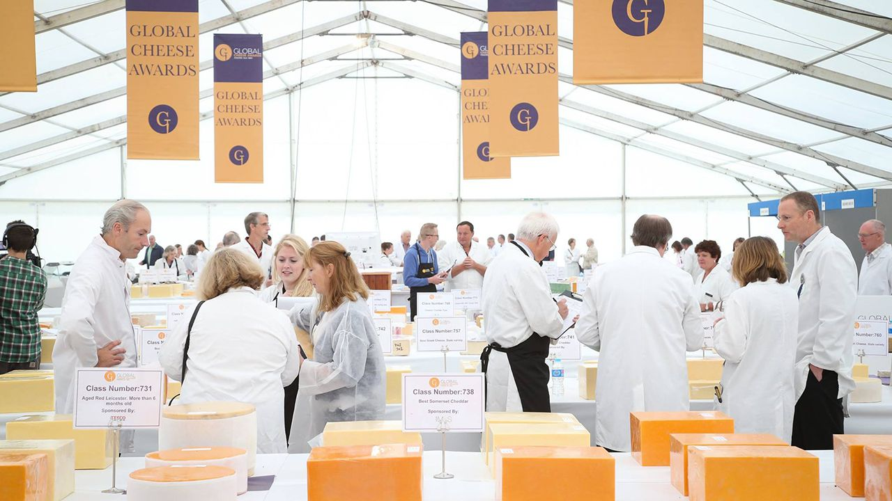 Premios World Cheese Awards
