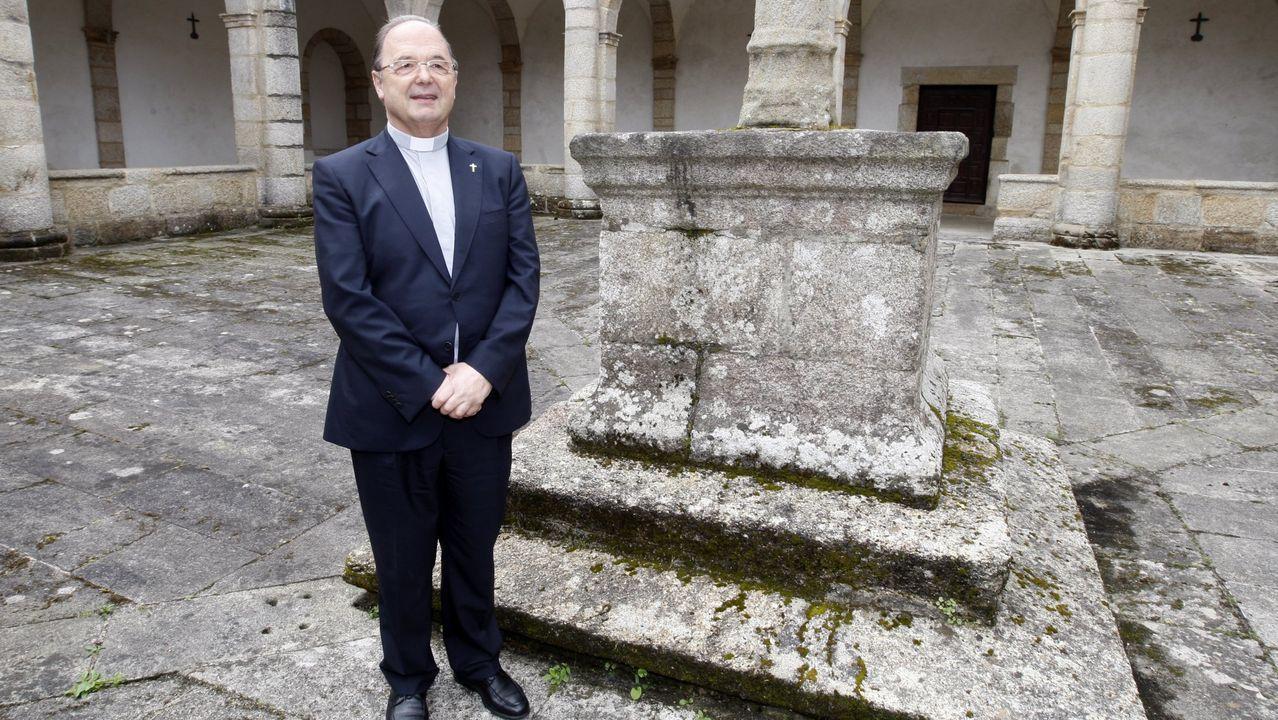 El viveirense Antonio Rodríguez Basanta, vicario general, será nuevo párroco en la Unidad Pastoral Ferrol-Centro