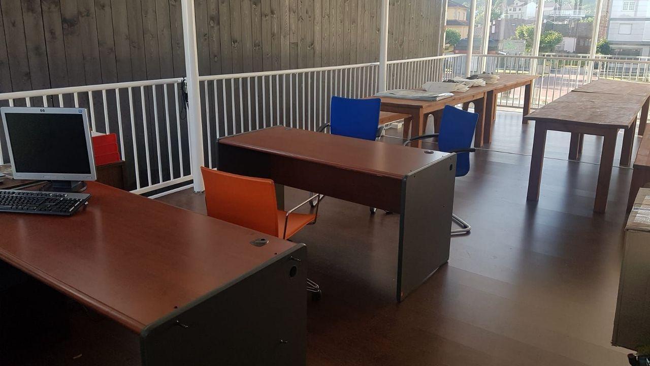 El espacio compartido para profesionales y pymes de Sober está en el primer piso de la oficina de turismo